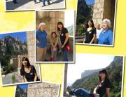 Montserrat in Spain, Barcelona