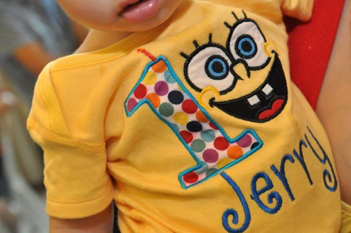 Jerry-1st-birthday-suit