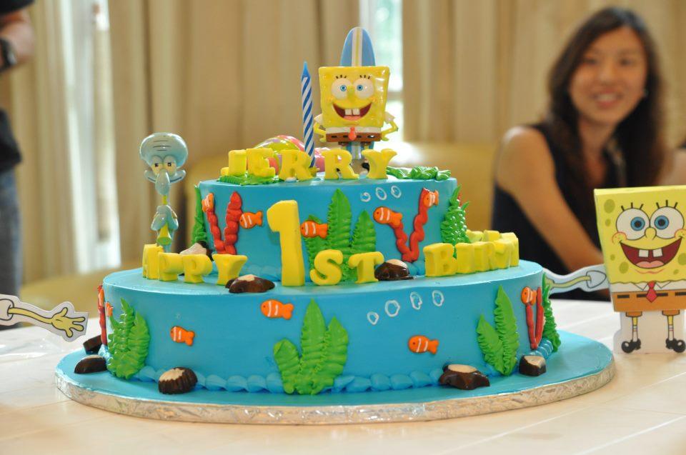 jerry-1st-birthday-cake
