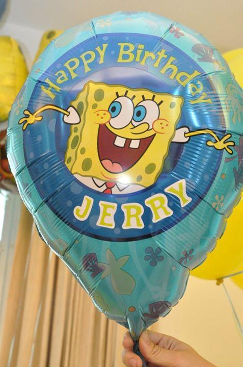 jerry-1st-birthday-customised-balloon