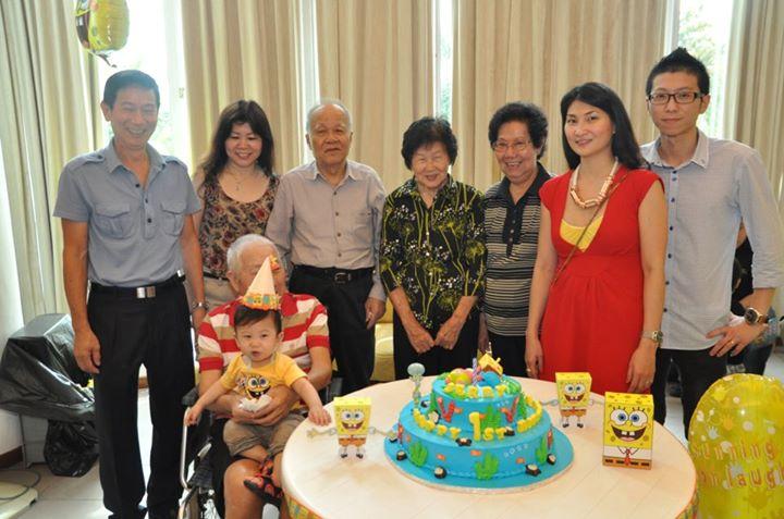 jerry-1st-birthday-der-grandparents