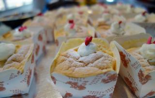 Hokkaido Chiffon Cake