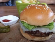grub restaurant review, grub food review, grub cheeseburger