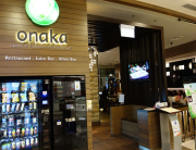 healthy dining at onaka with healthy onaka food.