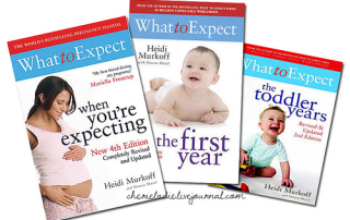 Heidi Murkoff What to expect books
