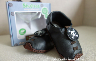 Soft baby shoes from Shupeas