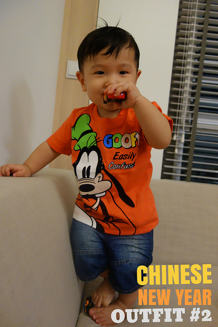 CNY Outfit from Fox Kids & Baby