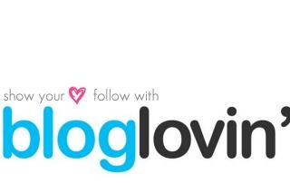 Follow us on Bloglovin