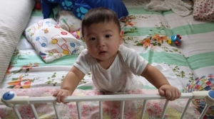 Jerome turns 6 mths old