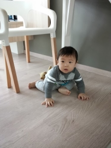Jerome turns 8 months