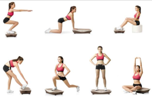 Stretch Training, Spot Training & Strength Training on OSIM uShape