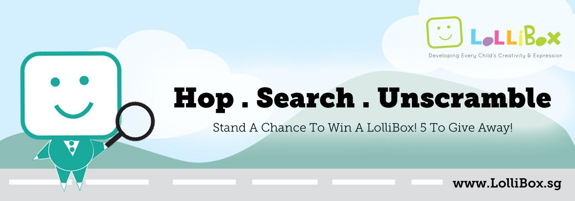 Hop Search Unscramble