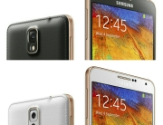 Samsung Note 3 Rose Gold Black, Samsung Note 3 Rose Gold White