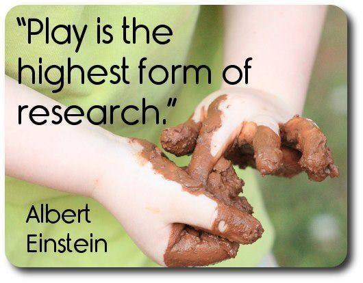 play-highest-form-of-research-einstein