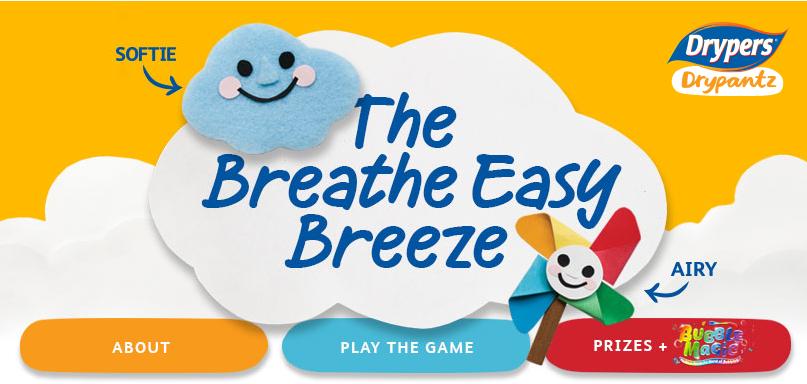 Drypers The Breathe Easy Breeze