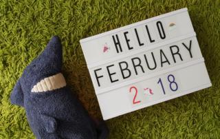 Hello February 2018