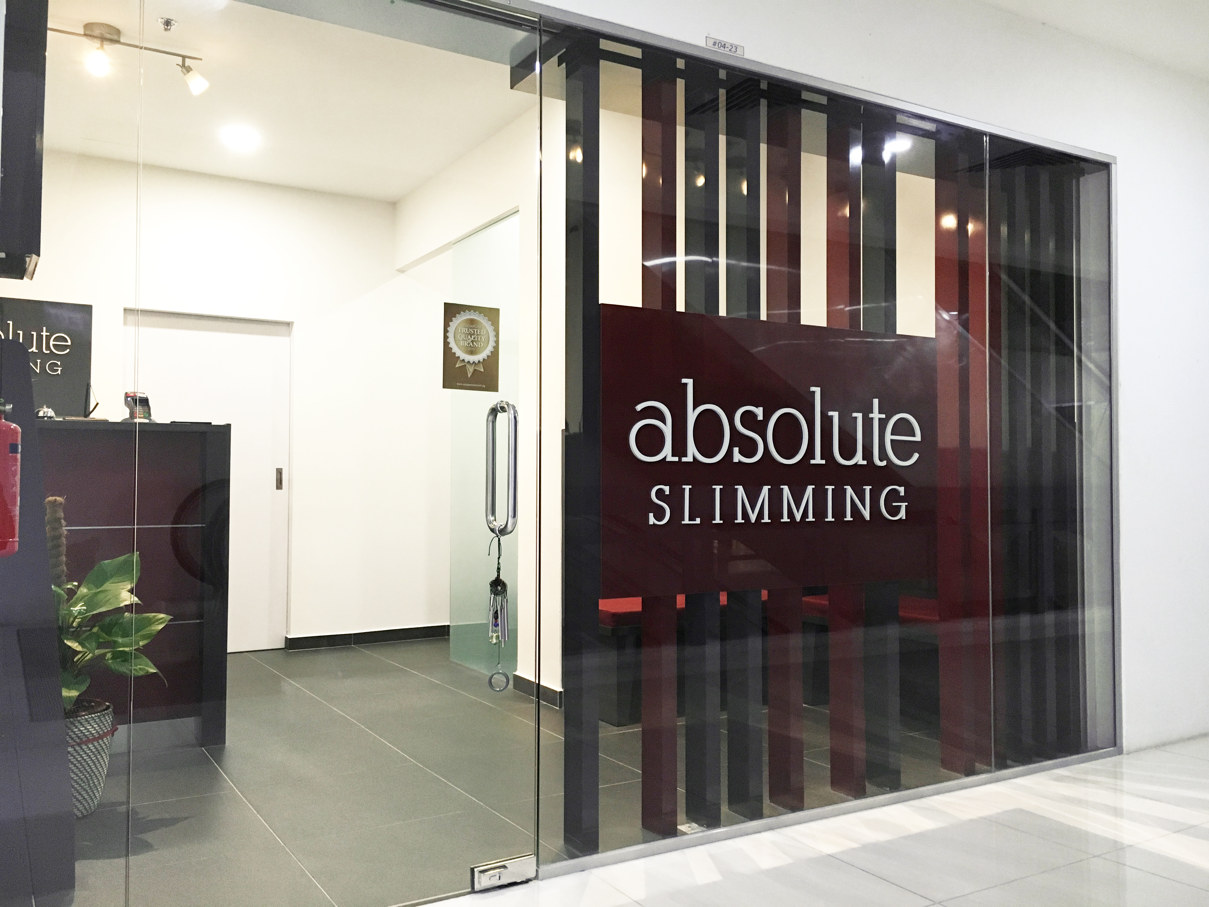 Slimming centre Absolute Slimming