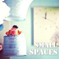 Small spaces logo